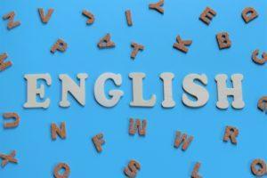 英語アルファベットの写真