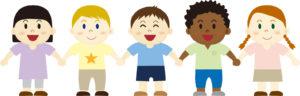 世界中の子どもの絵